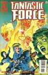 Cover for Fantastic Force (Marvel, 1994 series) #17