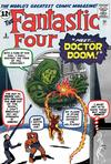 Cover for Fantastic Four (Marvel, 1961 series) #5 [Regular Edition]