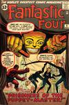 Cover for Fantastic Four (Marvel, 1961 series) #8 [Regular Edition]