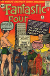 Cover for Fantastic Four (Marvel, 1961 series) #9 [Regular Edition]
