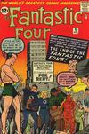 Cover for Fantastic Four (Marvel, 1961 series) #9 [Regular Edition]