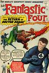 Cover for Fantastic Four (Marvel, 1961 series) #10 [Regular Edition]