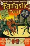 Cover for Fantastic Four (Marvel, 1961 series) #11 [Regular Edition]