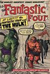 Cover for Fantastic Four (Marvel, 1961 series) #12 [Regular Edition]