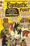 Cover for Fantastic Four (Marvel, 1961 series) #15 [Regular Edition]
