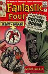 Cover for Fantastic Four (Marvel, 1961 series) #16 [Regular Edition]