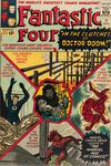 Cover for Fantastic Four (Marvel, 1961 series) #17 [Regular Edition]