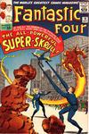 Cover for Fantastic Four (Marvel, 1961 series) #18 [Regular Edition]