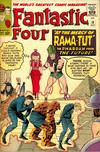 Cover for Fantastic Four (Marvel, 1961 series) #19 [Regular Edition]