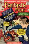 Cover for Fantastic Four (Marvel, 1961 series) #22 [Regular Edition]