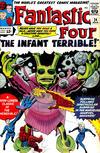 Cover for Fantastic Four (Marvel, 1961 series) #24 [Regular Edition]