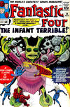 Cover for Fantastic Four (Marvel, 1961 series) #24 [Regular Edition]