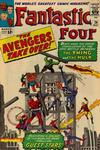 Cover for Fantastic Four (Marvel, 1961 series) #26 [Regular Edition]