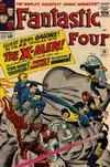 Cover for Fantastic Four (Marvel, 1961 series) #28 [Regular Edition]
