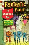 Cover for Fantastic Four (Marvel, 1961 series) #29 [Regular Edition]