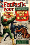 Cover for Fantastic Four (Marvel, 1961 series) #32