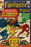Cover for Fantastic Four (Marvel, 1961 series) #34