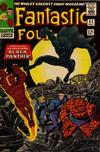 Cover for Fantastic Four (Marvel, 1961 series) #52 [Regular Edition]