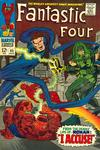 Cover for Fantastic Four (Marvel, 1961 series) #65 [Regular Edition]