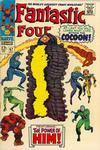 Cover for Fantastic Four (Marvel, 1961 series) #67 [Regular Edition]