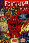 Cover for Fantastic Four (Marvel, 1961 series) #77