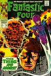 Cover for Fantastic Four (Marvel, 1961 series) #78