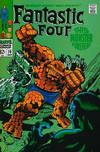 Cover for Fantastic Four (Marvel, 1961 series) #79