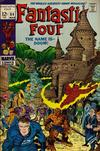 Cover for Fantastic Four (Marvel, 1961 series) #84
