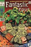Cover for Fantastic Four (Marvel, 1961 series) #85 [Regular Edition]