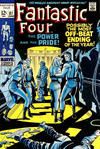 Cover Thumbnail for Fantastic Four (1961 series) #87 [Regular Edition]