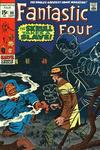 Cover for Fantastic Four (Marvel, 1961 series) #90 [Regular Edition]
