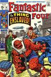 Cover for Fantastic Four (Marvel, 1961 series) #91