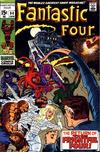 Cover for Fantastic Four (Marvel, 1961 series) #94 [Regular Edition]