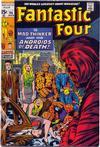Cover for Fantastic Four (Marvel, 1961 series) #96 [Regular Edition]