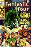 Cover for Fantastic Four (Marvel, 1961 series) #97 [Regular Edition]