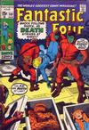 Cover for Fantastic Four (Marvel, 1961 series) #101 [Regular Edition]