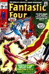 Cover for Fantastic Four (Marvel, 1961 series) #105 [Regular Edition]