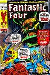 Cover for Fantastic Four (Marvel, 1961 series) #108 [Regular Edition]