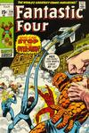 Cover for Fantastic Four (Marvel, 1961 series) #114 [Regular Edition]
