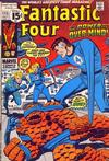 Cover for Fantastic Four (Marvel, 1961 series) #115 [Regular Edition]