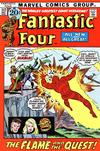 Cover for Fantastic Four (Marvel, 1961 series) #117 [Regular Edition]