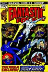 Cover for Fantastic Four (Marvel, 1961 series) #123 [Regular Edition]