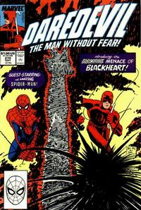 Cover Thumbnail for Daredevil (Marvel, 1964 series) #270 [Direct Edition]