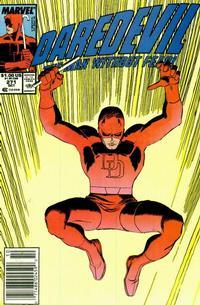 Cover Thumbnail for Daredevil (Marvel, 1964 series) #271 [Newsstand]