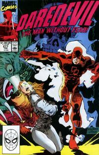 Cover Thumbnail for Daredevil (Marvel, 1964 series) #277 [Direct Edition]