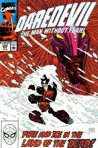 Cover Thumbnail for Daredevil (Marvel, 1964 series) #280 [Direct Edition]
