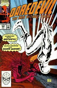Cover Thumbnail for Daredevil (Marvel, 1964 series) #282 [Direct]