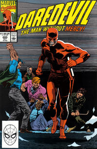Cover Thumbnail for Daredevil (Marvel, 1964 series) #285 [Direct]