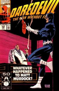 Cover Thumbnail for Daredevil (Marvel, 1964 series) #288 [Direct Edition]