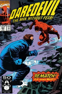 Cover Thumbnail for Daredevil (Marvel, 1964 series) #291 [Direct Edition]